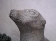 sculpture animaux otarie animaux sculpture pierre : otarie