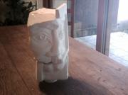 sculpture abstrait picasso taille sculpture pierre : PICASSO