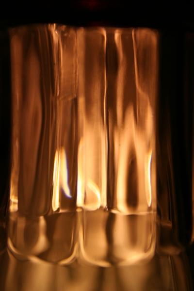 PHOTO photographie abstrait feu contemporain Abstrait  - Incandescence