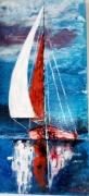 tableau marine : voyage