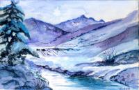 1 paysage de neige 09