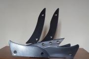 sculpture marine mer bateau acier : Cap Horn