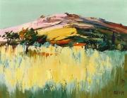 tableau paysages : le pré