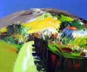 tableau paysages : retraite de verdure