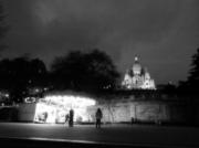photo villes sacre coeur eglise paris montmartre : Sacré coeur