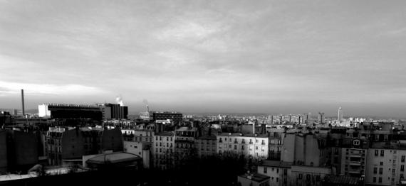 PHOTO paris banlieue Villes  - Paris nord 2