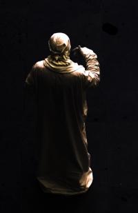 L'homme statue