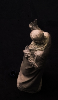 l'homme statue 2