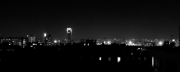 photo villes paris nuit eclairages : Paris nord