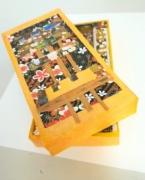 artisanat dart autres decoratif tibet boite utilitaire : Le tibétain