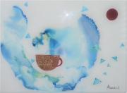 tableau autres gout japonisant the tasse : Goût du thé
