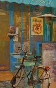 tableau villes velo cafe paris rue de paris : VELO PRES DE CAFE