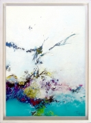 tableau paysages expressionnisme abst peinture abstraite abstract expressioni white : CT012019