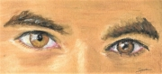 dessin personnages regard yeux homme : Regard (1)
