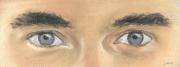 dessin personnages regard yeux homme : Regard (6)