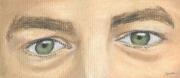dessin personnages regard yeux homme : Regard (10)