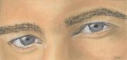 dessin personnages regard yeux homme : Regard (14)