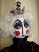 autres doll art poupee tissus : lulaby
