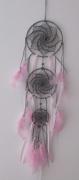 artisanat dart plumes perles coton satin : araignée