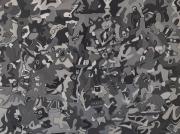 tableau personnages puzzle nuances de gris narrative marionnettes : Grey05