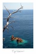 photo paysages mer mediterranee paysage eau : Massif de l'Estérel