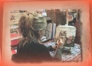 site artistes oeuvre - Corinne