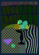 art numerique nature morte fruits : idée 45