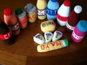 art textile mode auvergne allier dinette : boissons