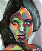 tableau personnages femme couleur femme femme mechante jayfray : femme méchante