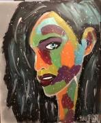tableau personnages femme femme sombre jayfray : la sombre