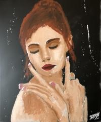 la femme nue