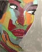 tableau personnages metisse femme femme couleur jayfray : metisse en couleur