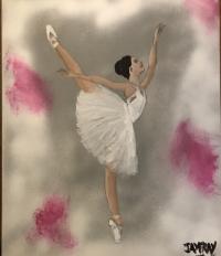 la danseuse de ballet