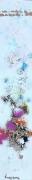 tableau abstrait fete panoramique : Jour de fête