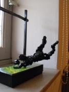 sculpture sport rugby sport sportif personnage : PREMIER ESSAI