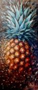 tableau fruits ananas : Ananas