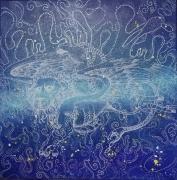 tableau autres chimera blue greek : Chimère