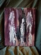 tableau abstrait tableau abstrait decoration : Intuitions