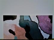 tableau abstrait tableau abstrait decoration : Continents