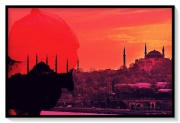 photo architecture ville mosquee vieil homme turquie : ISTANBUL PANORAMA