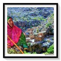 AL HAMRA WOMAN2-Oman