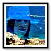 photo personnages marine capri collines femme : CAPRI MARINA 4