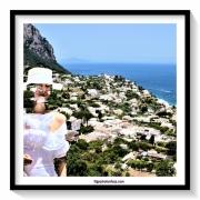 photo paysages capri mer colline nature : CAPRI MARINA 1