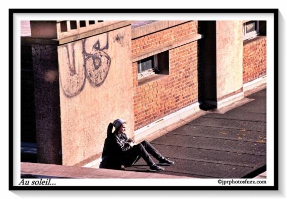 PHOTO repos terrasse soleil confinement Villes  - Au soleil...