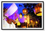 photo personnages vieil homme nuit boutique oman : MASCATE MAN- OMAN