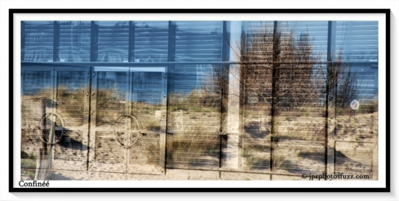 PHOTO fermeture nature plage confinement Villes  - Confinée...
