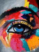 tableau oeil : Oeil