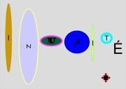 art numerique abstrait gris insolite dessin mots : Hypno
