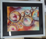 tableau autres bulles decoration chambre maison : Bulles