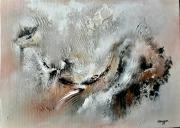 tableau abstrait : Bohraa